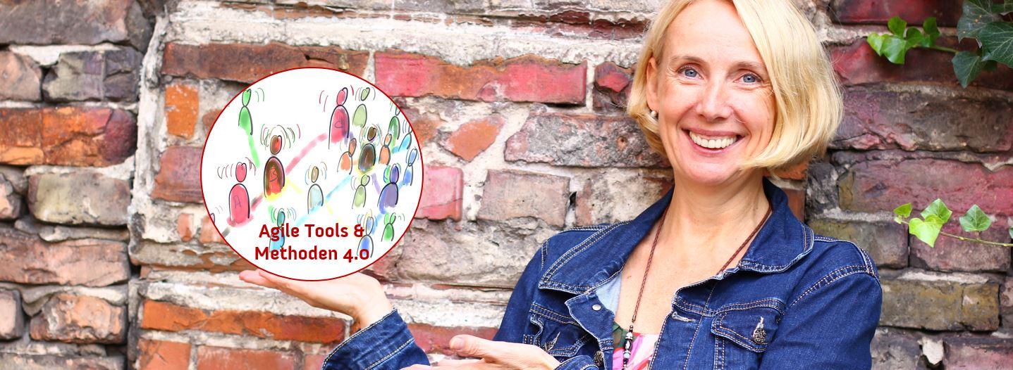 Ella Gabriele Amann - Resilienzförderung mit agilen Methoden