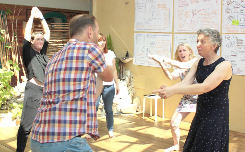 Angewandte Improvisation im Business - Vom Impro-Theater lernen