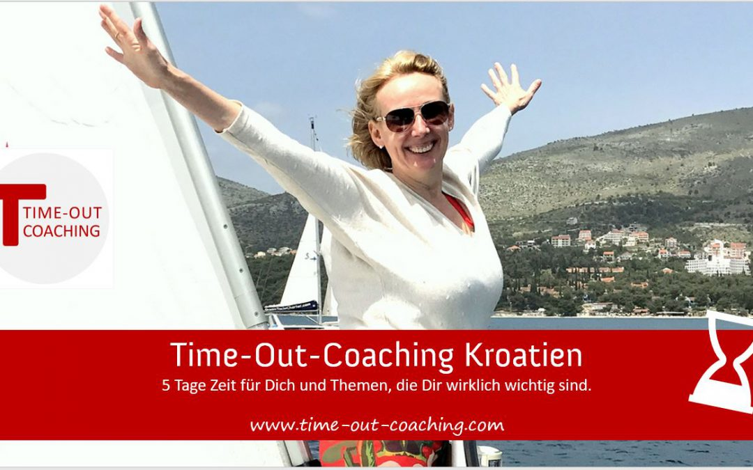 Time-Out-Coaching & eine Woche Segeln in Kroatien